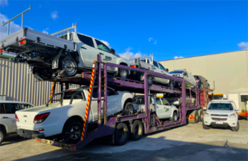 car transport qld