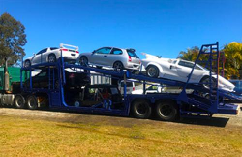 car carriers Brisbane