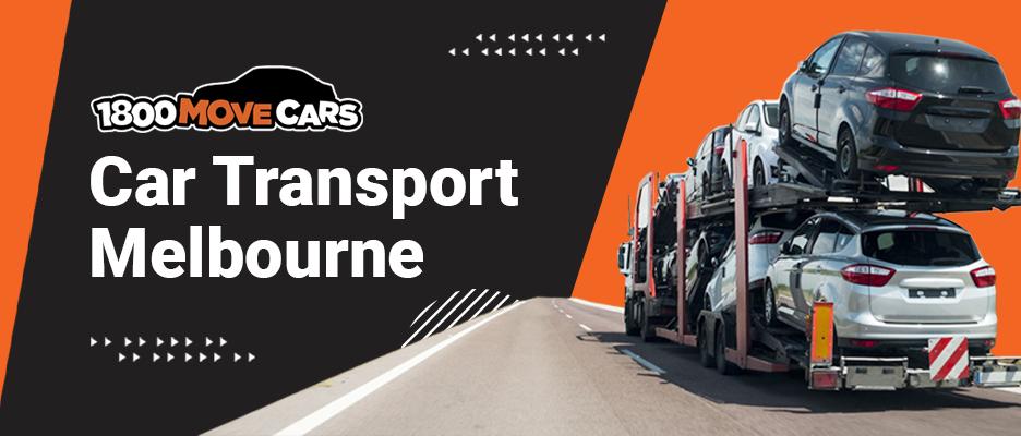 Car transport Melbourne